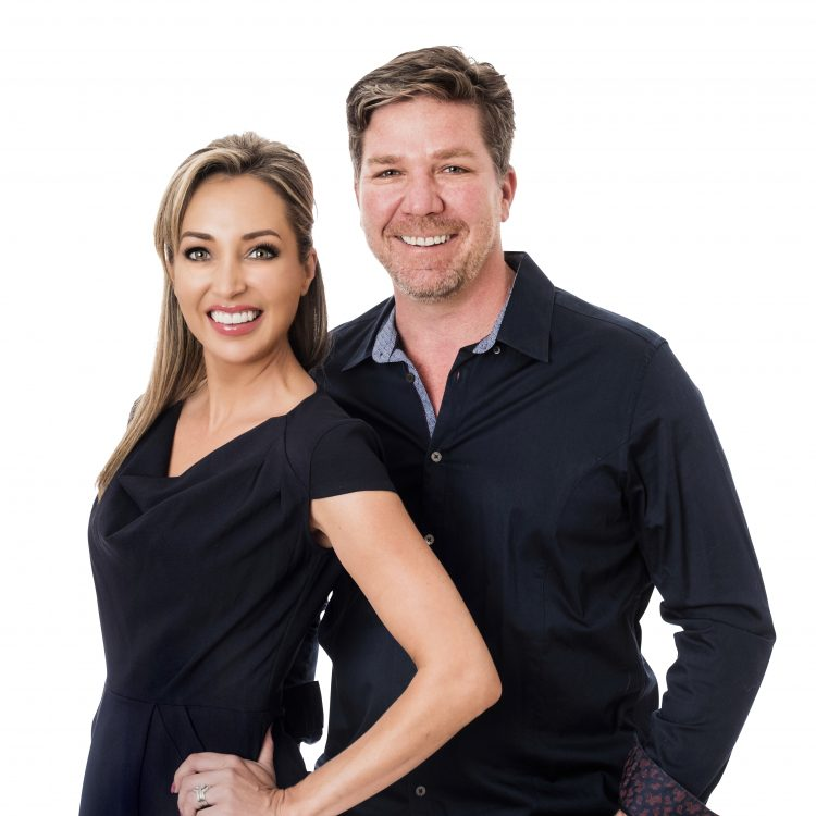 Josie and Luke - Owners of Luke Dunn Dental