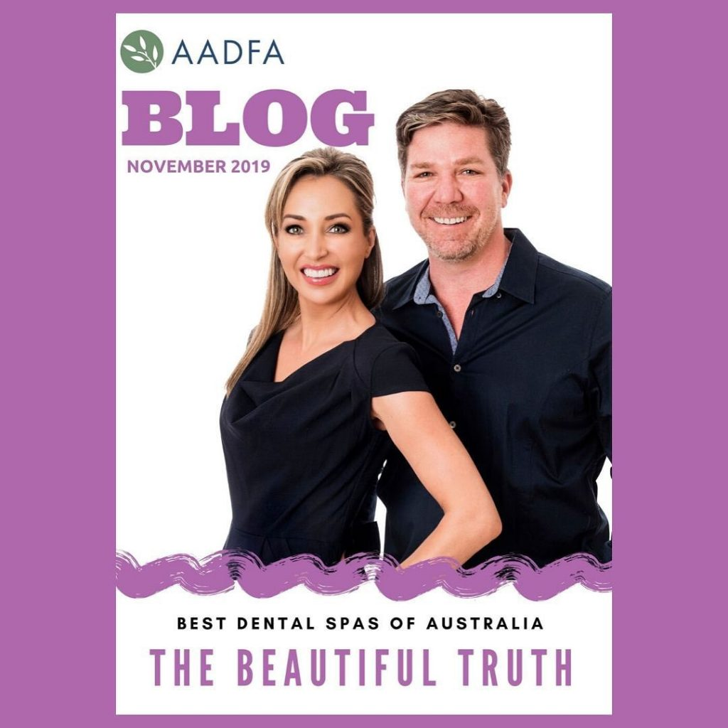 Luke Dunn Dental - Voted One of Australia's Best Dental Spas by AADFA