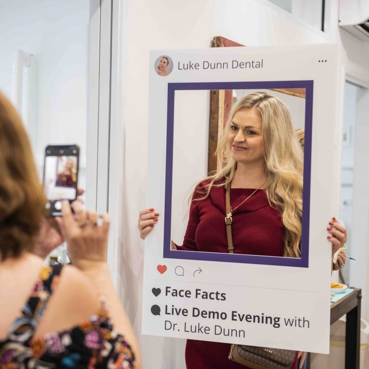 Face Facts Demo Evening - Luke Dunn Dental