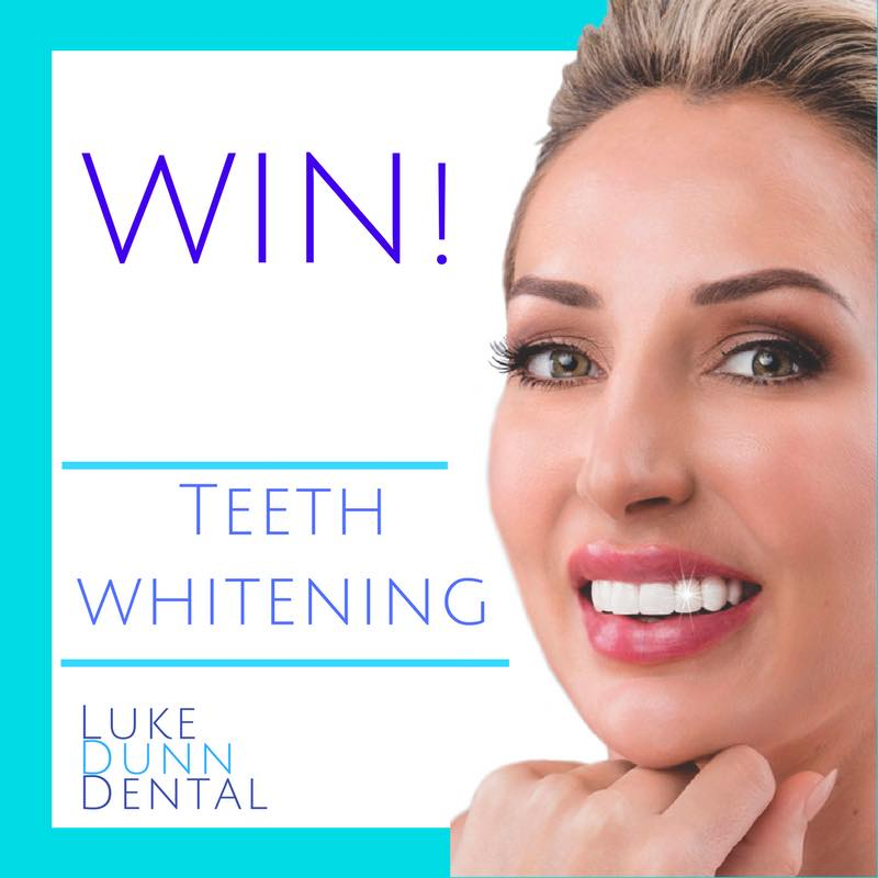 Teeth Whitening giveaway valued at $500- 2018