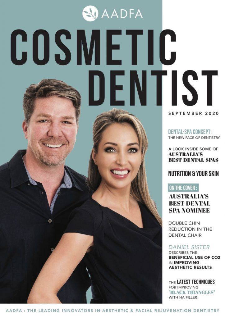 COSMETIC DENTIST Magazine Luke Dunn Dental Edition